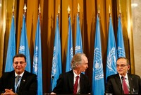 Regime, Syrian opposition set for talks in Geneva