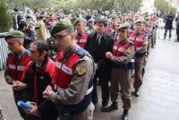 Trial begins into shooting of July 15 hero Sgt. Ömer Halisdemir