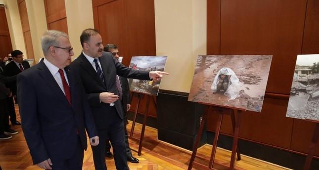 السفارة التركية بواشنطن تنظم معرضًا للصور حول إدلب