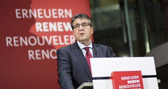 Gabriel warnt vor Abstieg der Sozialdemokratie