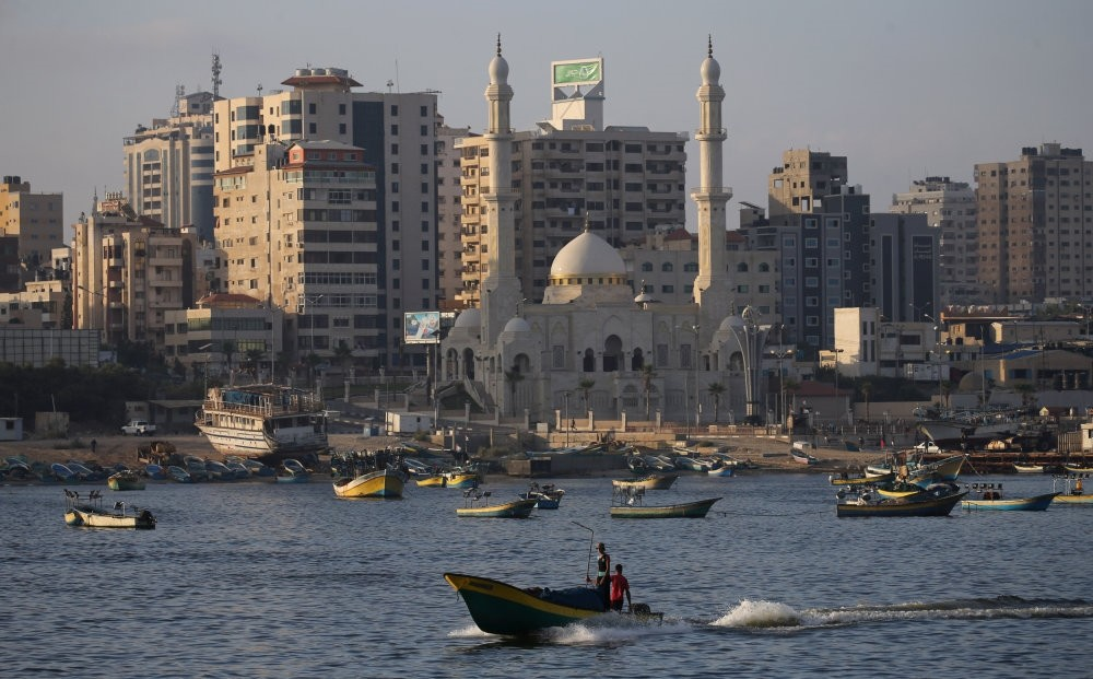 Israel and Egypt have imposed an economically crippling blockade on Gaza since 2007.
