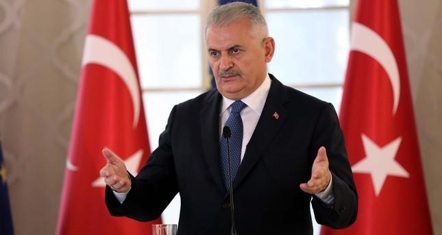 يلدريم: للأسف بعض الدول العربية حزنت لفشل الانقلاب في تركيا