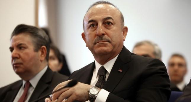 FM Çavuşoğlu to visit US next week, hold Syria talks