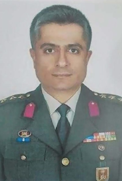 Former colonel Ilhan Polat (DHA Photo)