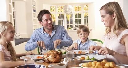 Studie: Wer langsam isst, ist seltener dick