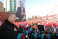 Erdoğan: AK Party's main concern is to serve people better