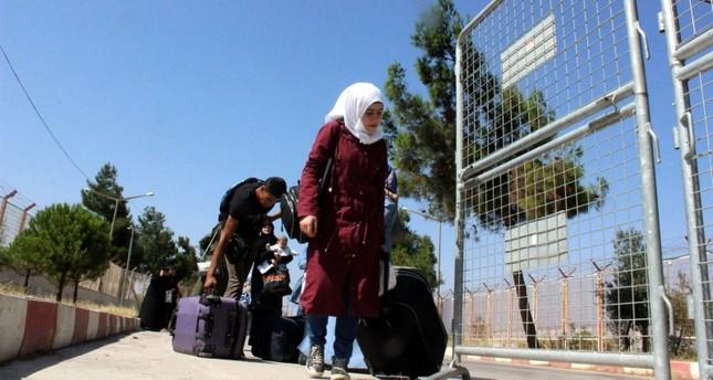 ولاية كليس تحدد مواعيد عبور السوريين إلى بلادهم في عيد الأضحى
