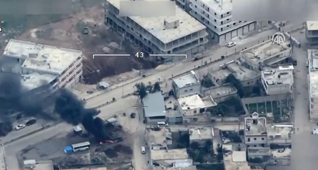 إرهابيو ب ي د يستخدمون المناطق السكنية لمهاجمة البلدات الحدودية التركية