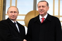 Russia's Putin congratulates Turkish counterpart Erdoğan over referendum victory