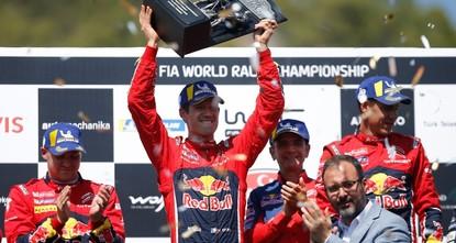 Citroen's Sebastien Ogier wins Rally Turkey