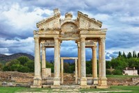 Welcome to Aphrodite's Turkish home: Aphrodisias, the ancient city of love