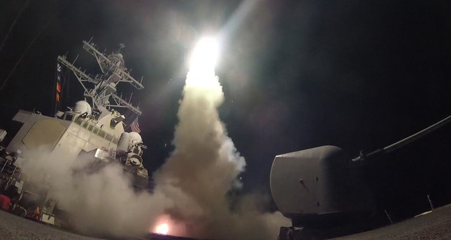 Here's how much US missile attack in Syria cost