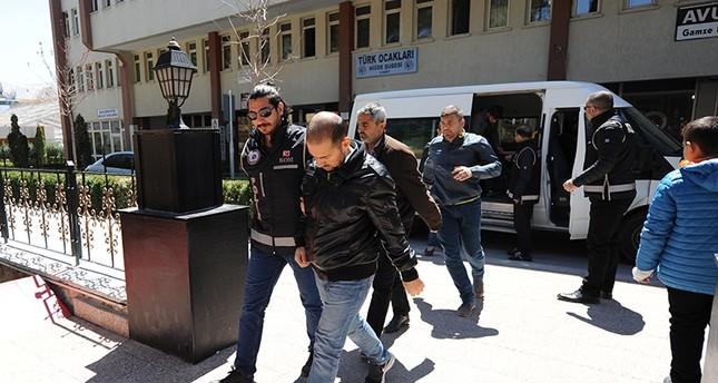 اعتقال 803 أشخاص في عملية أمنية ضخمة ضد منظمة غولن في تركيا