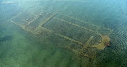 İznik's submerged basilica to be underwater archaeological museum