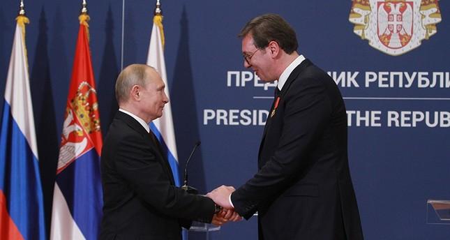 'Russia to invest in TurkStream line through Serbia'