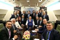 Erdoğan says recent resignations as part of AK Party's rejuvenation efforts