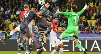 pIstanbul heavyweights Beşiktaş defeated AS Monaco 2-1 in an away match late Tuesday, extending its winning streak as the leader of the Champions League's group G with 9 points./p  pRadamel...