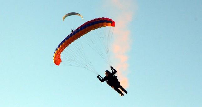 Birdmen make skies theirs at Sky Games Ölüdeniz