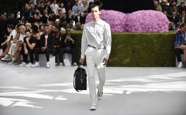 Highlights from menswear at Paris Fashion Week