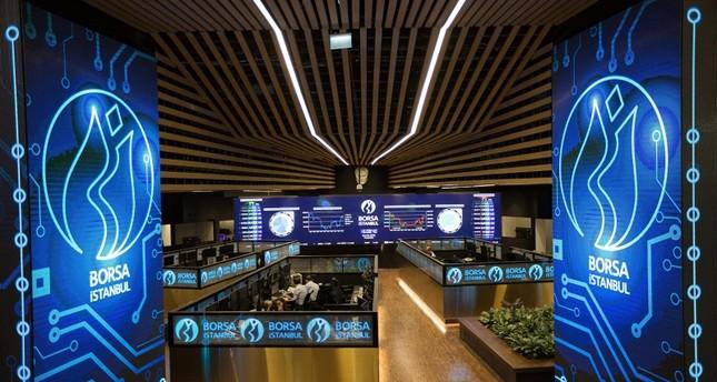 Turkey's Borsa Istanbul tops 111,000 points at close, market value at $130B