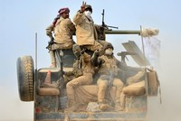 The U.S.-led coalition and the Shiite paramilitary group Hashd al-Shaabi launched airstrikes against Daesh positions in Tal Afar Tuesday ahead of a ground offensive that is yet to kick off. Iraqi...