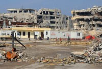 Unexploded bombs to litter Iraq's Mosul for more than a decade, UN says