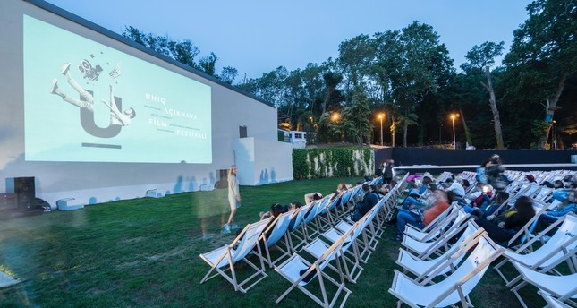 Warm summer nights blessed with UNIQ Istanbul's open-air screenings
