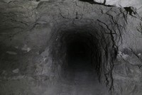 Tunnel network dug by YPG terrorists in Syria uncovered