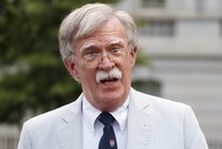 Bolton says ready to testify in Trump impeachment trial