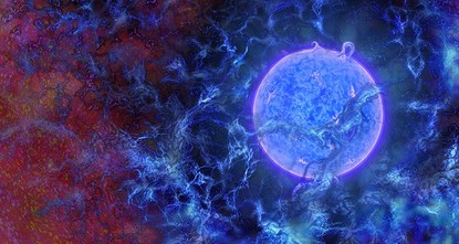 Scientists catch glimpse of universe's earliest stars