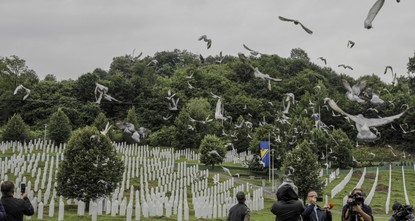 Seeking truth and justice: How women rebuilt Srebrenica
