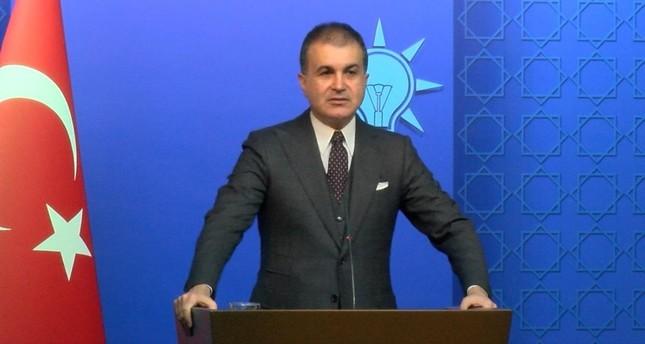 العدالة والتنمية: قرار البرلمان الأوروبي بشأن تركيا إعلان لدخوله أيديولوجيا التطرف