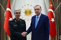 Ankara, Tehran rule out KRG independence