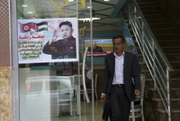 Gaza restaurant offers discounts to North Koreans, yet none lives there