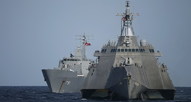 Largest US-led Black Sea military drills scheduled for July