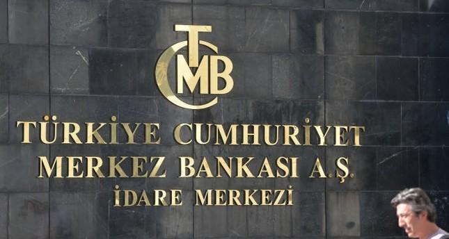 البنك المركزي التركي يخفض سعر الفائدة القياسي بنسبة 50 نقطة أساس لتصل إلى 8.25 ٪