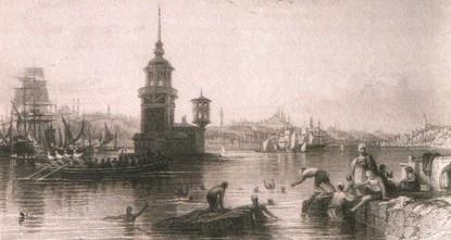 Die Rettungsschwimmabzeichen im Osmanischen Reich