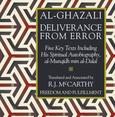 Abu Hamid al-Ghazali: Revelation against rationalism