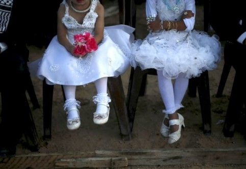 Child marriage is more of a problem in the U.S. than you'd expect. (REUTERS Photo)
