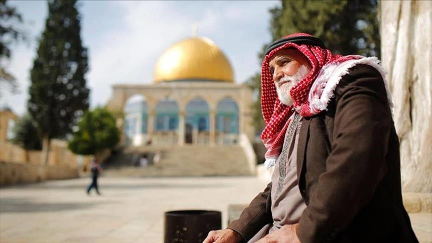 u201cI was never just an employee of Al-Aqsa. For me, it wasnu2019t just a job - it was a way of life,u201d al-Aweiwi said about his services to the al-Aqsa Mosque.