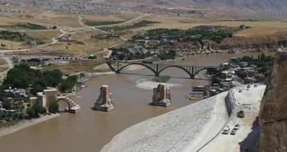 Le château historique de Hasankeyf va bientôt accueillir les visiteurs