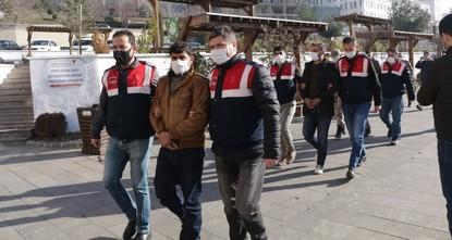 تركيا.. توقيف 14 شخصا على صلة بـداعش في صامصون