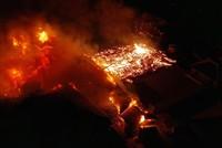 Fire destroys World Heritage castle in Japan's Okinawa
