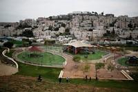 Israel, US discuss annexing West Bank settlements