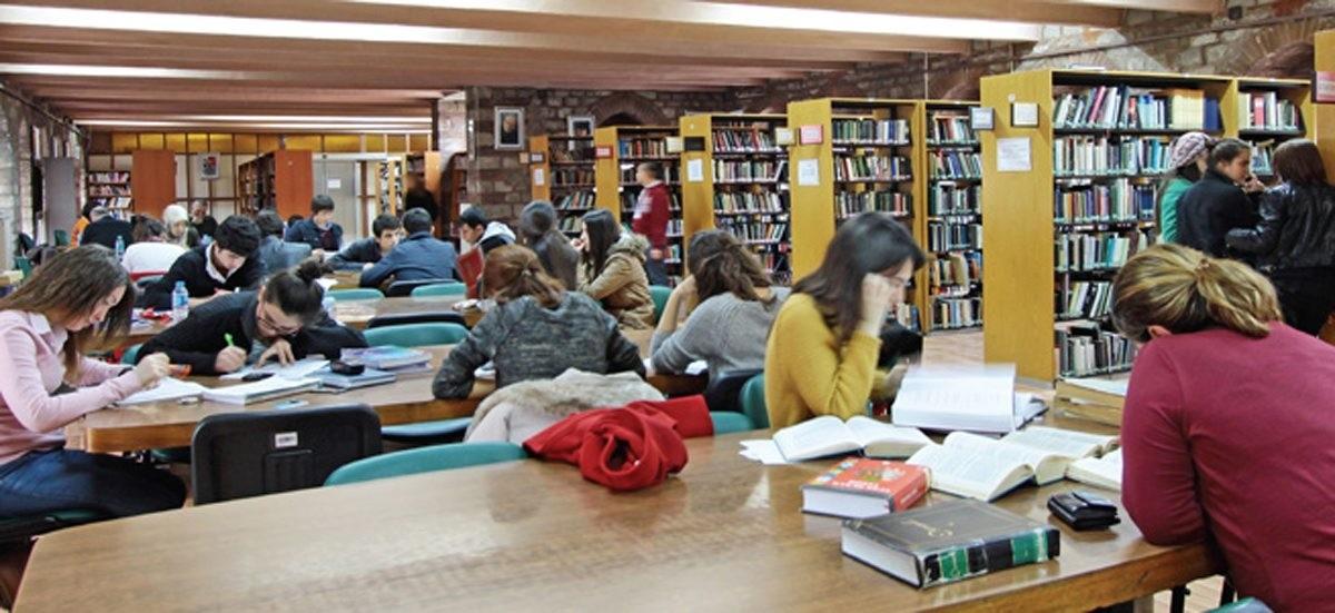 Orhan Kemal City Public Library