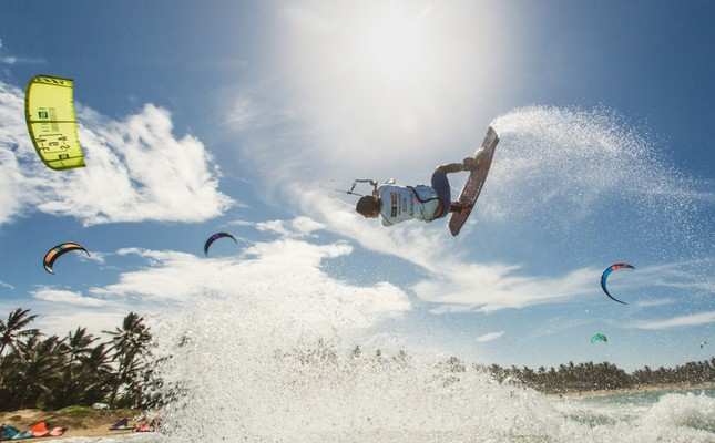 World Kiteboard League to take off from Turkey's shores