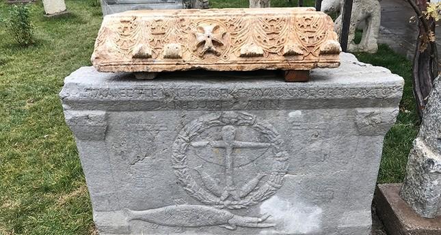 Stone relief of Prophet Daniel found in Turkey's Konya