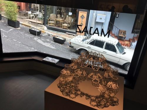 Sculpting the Unseen: Sahand Hesamiyan at BLOK art space