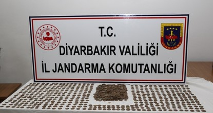Turkey seizes ancient coins in anti-smuggling op