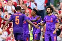 ليفربول الإنجليزي يقسو على نظيره نابولي بخمسة أهداف دون رد